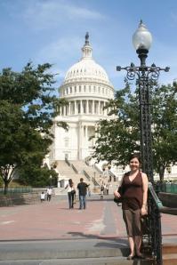 Kristi, Capitol Building