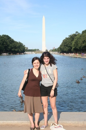A Day on the National Mall...
