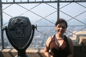 Kristi, Empire State Building