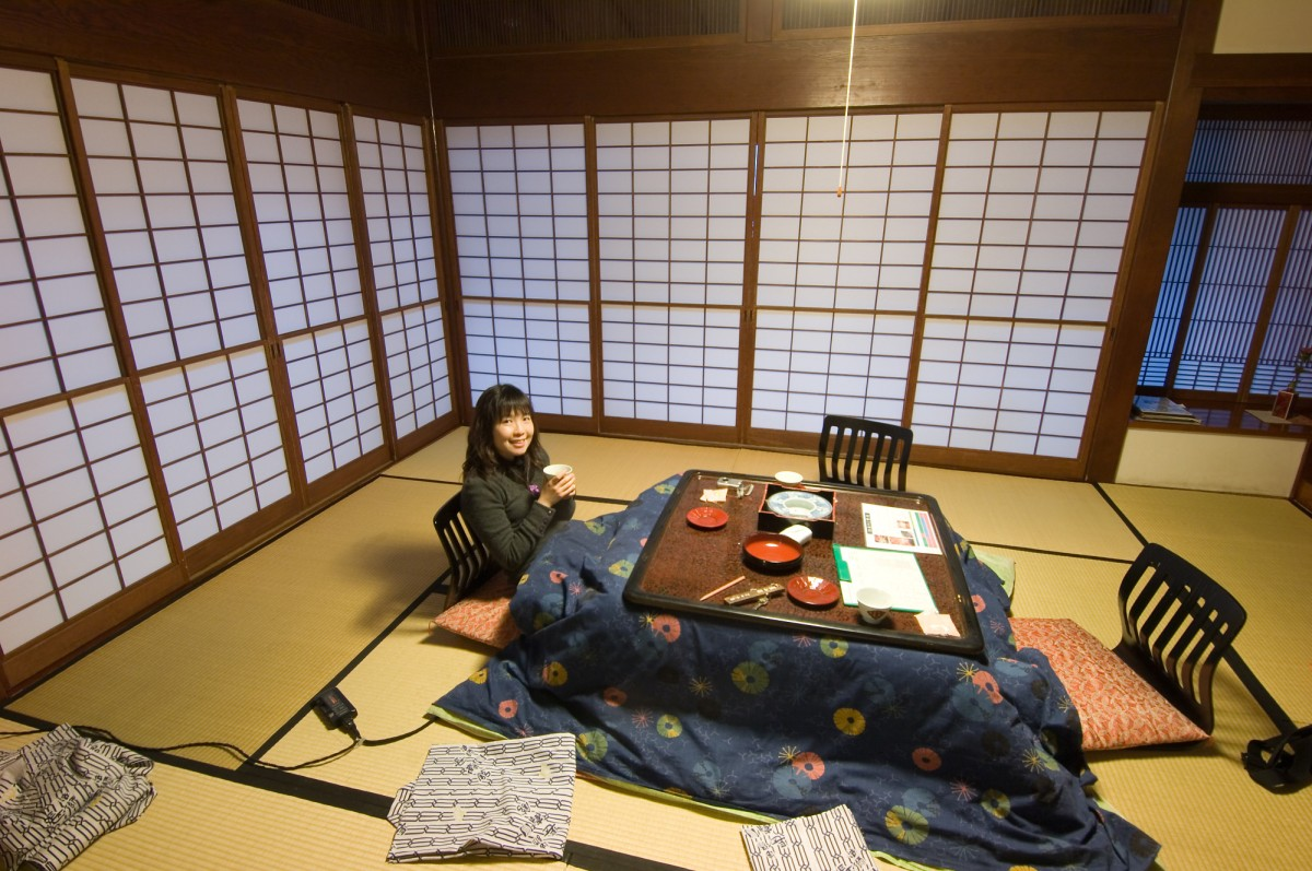 Things I like about Japan #1: Kotatsu