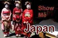 Show Me Japan Logo
