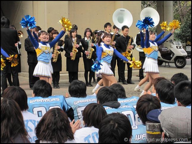 University of Tokyo Cheerleaders & Band