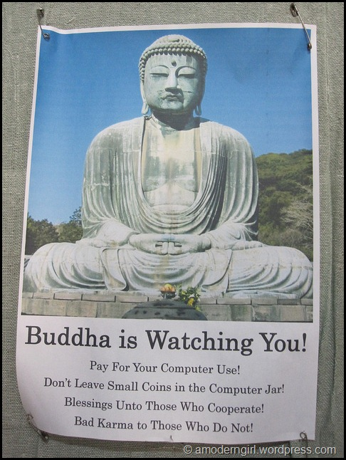 buddhaiswatching