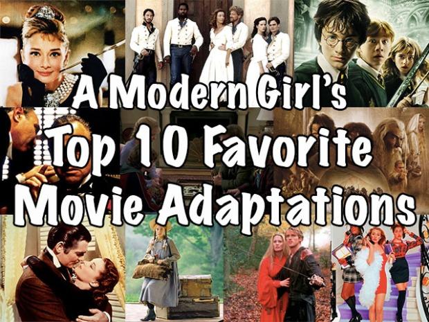 Top 10 Movie Adaptations