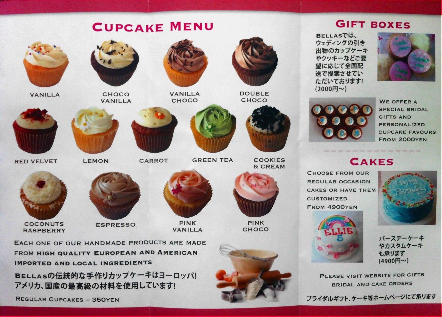 Unique Cake Flavors Recipes