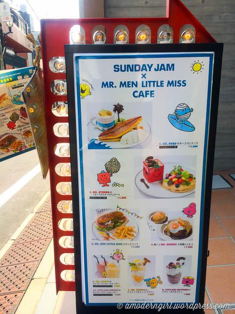 Sunday Jam x Mr. Men
